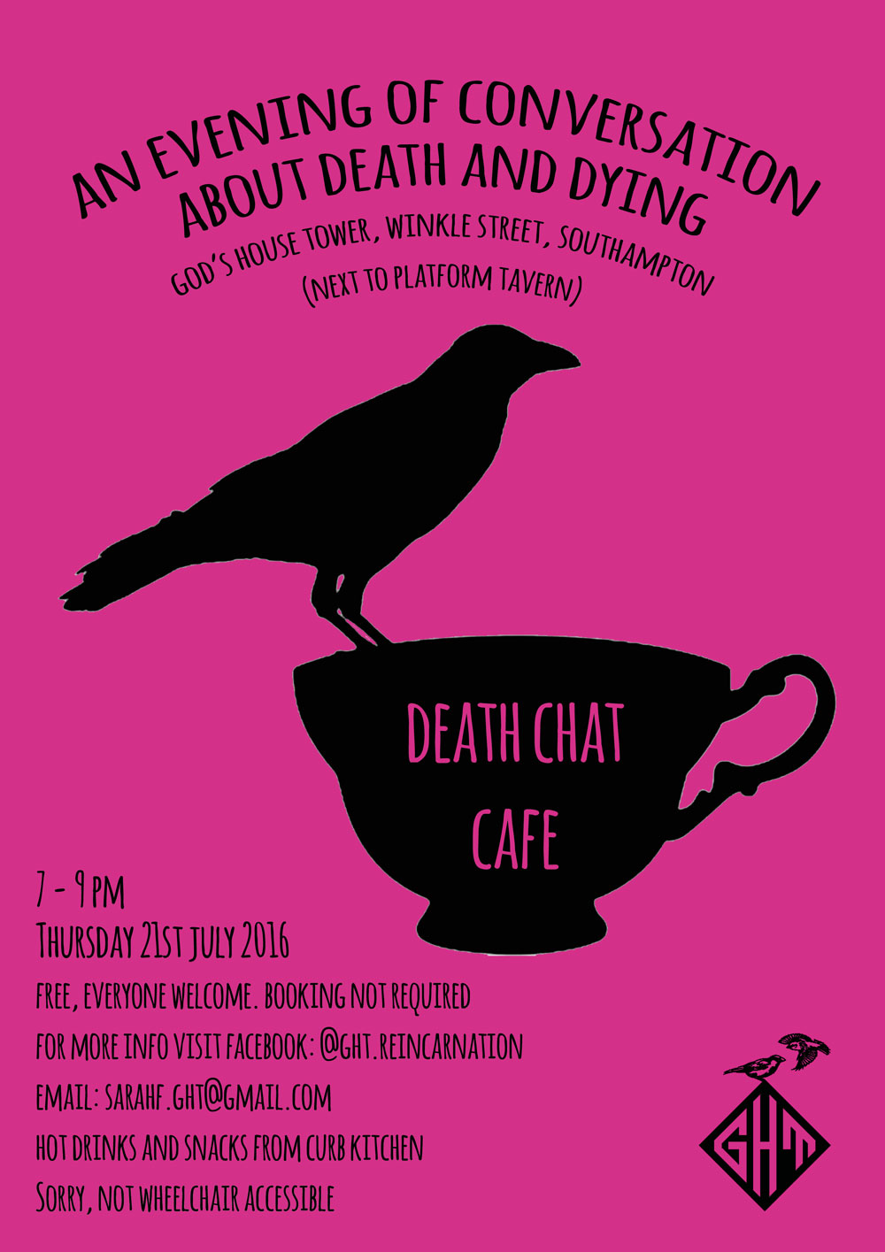 Death Chat Cafe